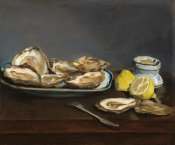 Edouard Manet - Oysters, 1862 height=