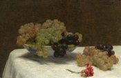 Henri Fantin-Latour - Still Life with Grapes and a Carnation, c. 1880 height=