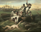 John Singleton Copley - Watson and the Shark, 1778