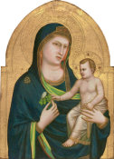 Giotto - Madonna and Child, c. 1310/1315