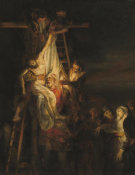 Rembrandt Workshop - The Descent from the Cross, 1650/1652