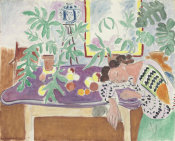 Henri Matisse - Still Life with Sleeping Woman, 1940