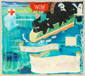 Kerry James Marshall - Great America, 1994