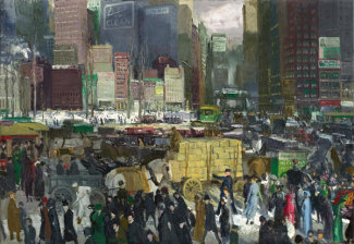 George Bellows - New York, 1911