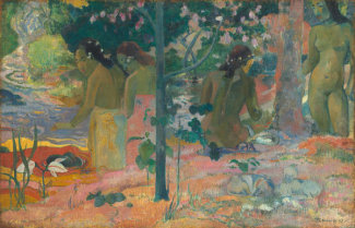 Paul Gauguin - The Bathers, 1897