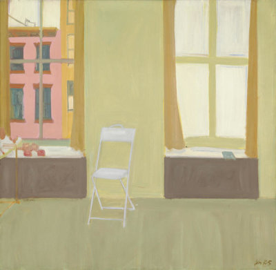 Alex Katz - Folding Chair, 1959